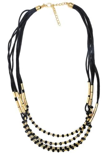 Istana Accessories gold Kalung Cresent Mote Gold B8395ACF84E1EEGS_1