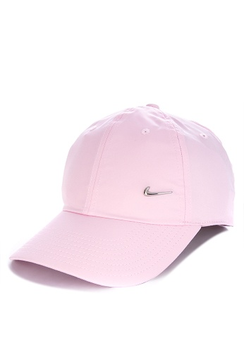 the latest 4d912 491e3 Nike pink Unisex Nike Sportswear Heritage86 Cap 0F9A0AC459F671GS 1
