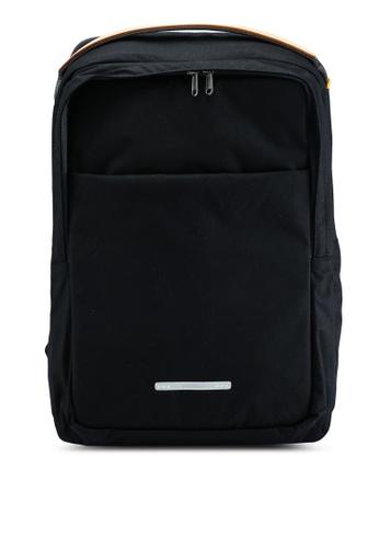 "Rawrow black Square Laptop 182 Cordura 15"" Backpack B4443AC4B36F18GS_1"