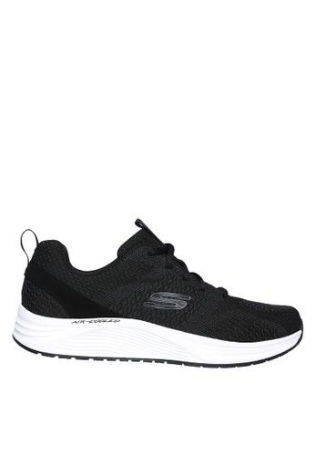 Skechers black Skyline Sneakers CBC6CSHAFB500FGS_1