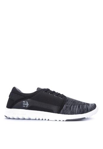 Etnies black Scout Yb Sneakers A51F5SH5F938DBGS_1