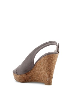 36c07bee74b WEDGE PEEP TOES Online   ZALORA Singapore