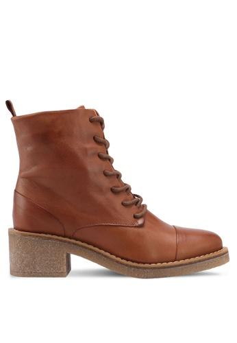 ALDO brown Pietralta Boots 1BFC6SHD2B96AEGS_1