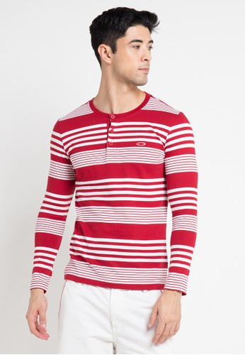 OTO ONO red Long Sleeve OT276AA0UV0GID_1