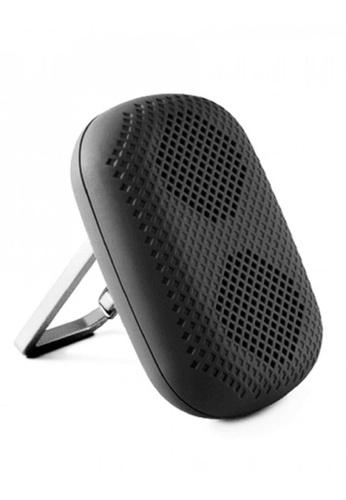 Latest Gadget black MϋV Mini Carabiner Bluetooth Speaker 24326ACD5811D0GS_1