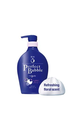 SENKA Senka Perfect Bubble For Body Floral 500ml AEFCABE23BBFC7GS_1