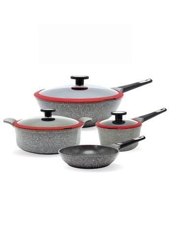 Neoflam grey NEOFLAM Pote Gourmet 7 Piece Bundle 2BA5FHL8D7D2B8GS_1