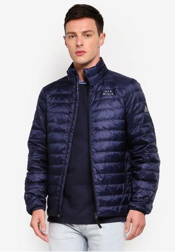 Buy Jack Wills Nevis Lightweight Down Jacket  7faf241615d1a