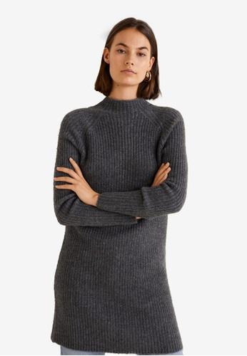 Mango black Turtleneck Sweater 90CA8AA8B944B2GS_1