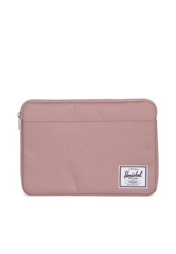 """Herschel pink Herschel Anchor Sleeve MacBook Air 13""""/Pro 13""""/iPad Pro 12.9"""" Ash Rose C9049AC7CA63A9GS_1"""