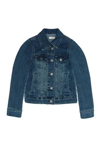 FOX Kids & Baby blue Kids Girl Jacket 78C82KA07166D3GS_1