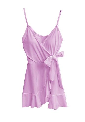 Twenty Eight Shoes purple VANSA  One-Piece Swimsuit  VCW-Sw10 61282US5E404A3GS_1