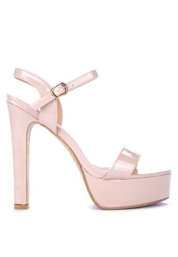 Sofab! pink Hansel High Heels 4FD36SHE2BBB43GS_1