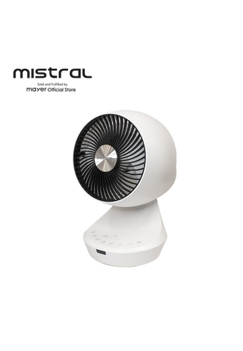 "Mistral Mistral 5"" High Velocity Fan with Remote Control MHV999SR 3D65FES8ECE81DGS_1"