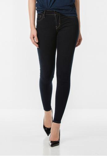 b6c9481570e343 Buy Levi's 710 Super Skinny Jeans Online on ZALORA Singapore