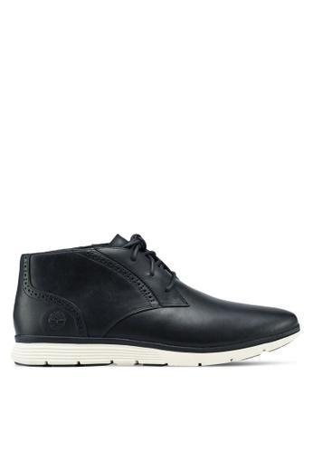 Timberland black Franklin Park Brogue Chukka Shoes 42222SH5E48A26GS_1