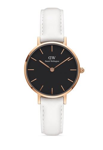 Daniel Wellington gold Petite Bondi Black 28mm Rose Gold Watch F4BA3AC041739EGS_1