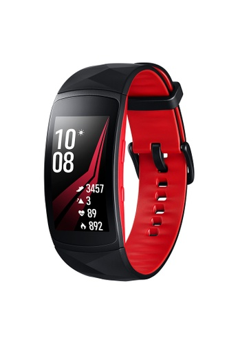 Samsung red Gear Fit 2 Pro Small - Red SA111AC0GHB2SG_1