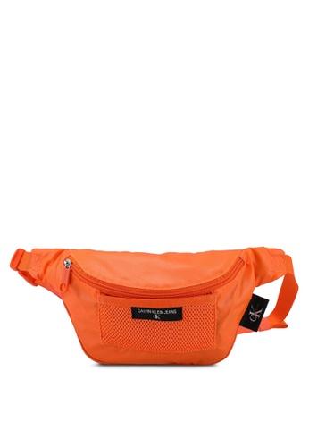 CALVIN KLEIN orange Waist Bag - Calvin Klein Jeans Accessories 3A844AC784CEB5GS_1