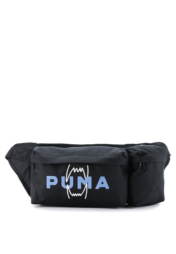 Puma black Basketball Multi Waist Bag 02A04ACB7142D6GS_1