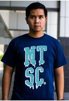 Mount Scout Drools T-shirt