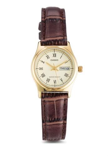 皮革小圓錶, 錶esprit台灣類, 飾品配件