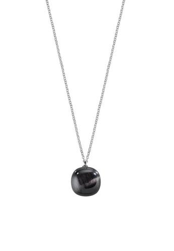 Morellato silver Gemma Necklace SAKK04 925 Silver Crystal Cat Eye D3F8AACC67D9E6GS_1
