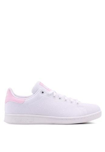 adidas white adidas originals Stan Smith AD372SH0SUWCMY_1
