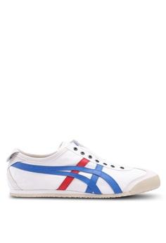 5a818c4c2184c Onitsuka Tiger white Mexico 66 Slip-Ons ON067SH0SVVGMY 1