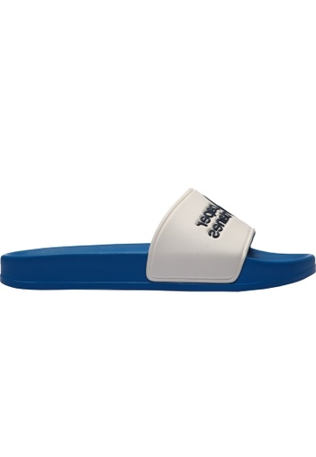 paperplanes white and blue Paperplanes-1357 Daily Comfort Casual Slippers Shoes US Women Size PA355SH91QNWSG_1