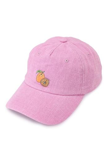 Rubi pink Classic Dad Cap FBE94ACBB088EAGS_1