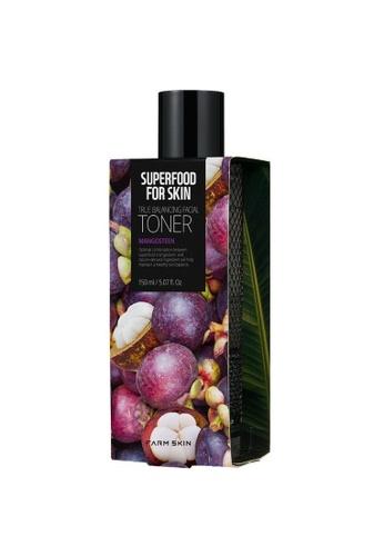 FARMSKIN Farmskin Mangosteen Facial Toner Superfood For Skin True Balancing (150ml) 87419BE3366E92GS_1