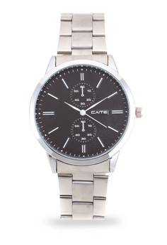 Stainless Analog Watch 1120G