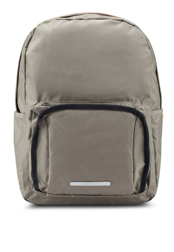 "Rawrow green Square School 450 Cordura 15"" Backpack 19B6DAC5FA44FFGS_1"