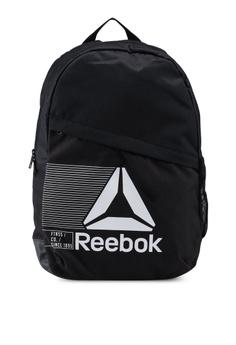 Reebok black Training Core Active Foundation Backpack Medium  BD8E5AC934C46EGS 1 a7b80c542600a