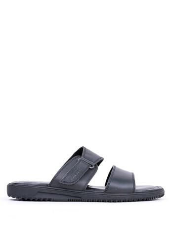 Tony Perotti black Tony Perotti Sandals Emmet - Black 1C0C5SH62335C2GS_1