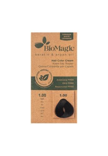 BioMagic BioMagic Organic Hair Color Black (1.00) 9BFB3BE6CE2EC6GS_1