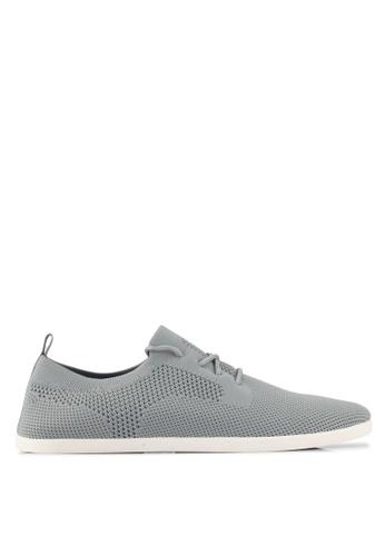 ALDO grey Damarin Fashion Athletic Sneakers 91E4DSHE40296CGS_1