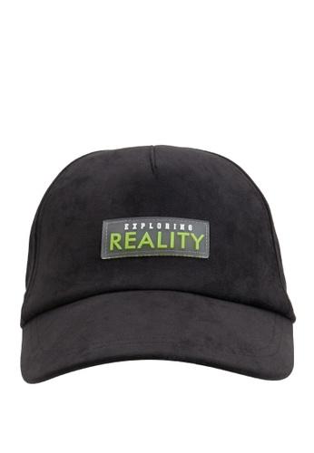 DeFacto black Man Hat 918DBAC5F34230GS_1