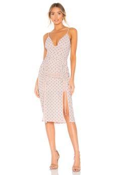 27b35d27c NBD pink Brynlee Midi Dress(Revolve) A325CAA25D4F0CGS_1