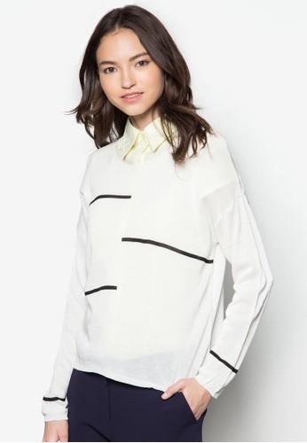 Dahlia 長袖針織衫, 服飾esprit hong kong, 連帽上衣 & 連帽外套