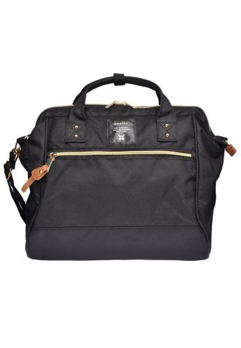 Anello black anello Polyester Shoulder Bag F7BCCAC189B0EFGS_1