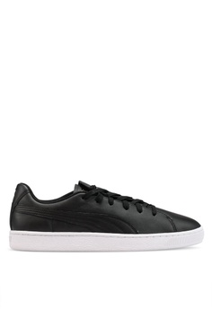 cd080ee8f1f0a PUMA black Sportstyle Prime Basket Crush Emboss Women s Shoes  20F00SH1003D7CGS 1