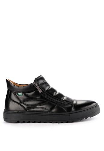 Kickers black Kickers Mens Shoes Kcm 2913 C667BSHC35EC88GS_1