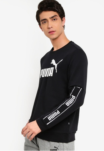 Sportstyle Core Amplified Crew Pullover