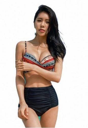 663d800b9a Buy LYCKA LSN9179 Korean Lady Bikini Swimsuit Multi Online on ZALORA  Singapore