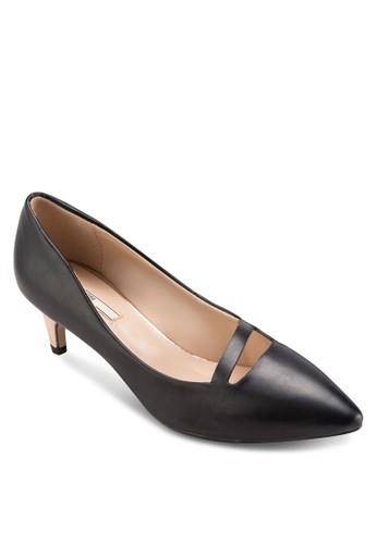 尖頭細跟低跟鞋, esprit outlet女鞋, 厚底高跟鞋