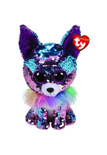 TY TY - Beanie Boos Flippables Yappy Purple Cihuahua - M 6F289TH6D4B733GS_1
