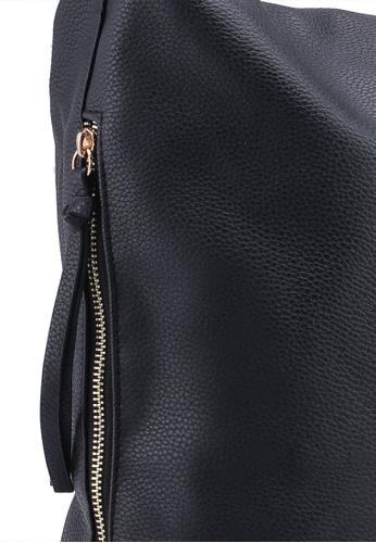 e28522dcf65b Buy Dorothy Perkins Black Double Ring Hobo Bag Online on ZALORA Singapore