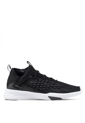 Puma black Mantra Fusefit Running Shoes C4104SH70D8F50GS_1